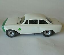 Alfa Romeo GTAm 2000 Resin 1/24 Scale Model With Issues