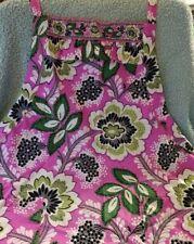 New listing Vera Bradley Full Size Bib Apron in Priscilla Pink - Excellent Condition