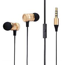 TTLife Piston Gold Headset Kopfhörer Megabass High Quality Flachkabel Hardcase