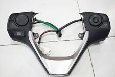 GENUINE TOYOTA COROLLA ALTIS 2017 SWITCH MODE STEERING WHEEEL