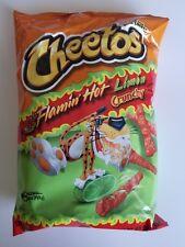 Cheetos, Crunchy Cheese Flavored Snacks, Flamin' Hot Limon, 8.5 Oz