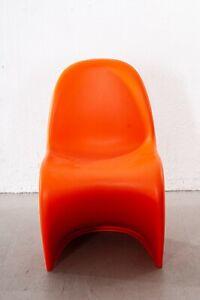 Vitra Panton Junior Stuhl, Orange NP 170€