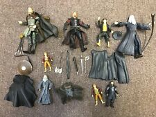 Lord Of The Rings Lotr Set Of Figures