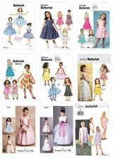 Butterick Vogue Sewing Patterns Girls' Toddlers Special Occasion Formal Dresses