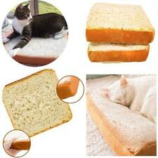 Toast Bread Cat Pillow Dog Pet Supplies Bed Mat WEIBO Soft Cushion Plush Seat CB