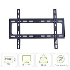 26''-55'' Inch Tv Wall Mount Bracket Flat Screen Fixed Panel LED LCD Plasma