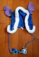 Tokyo Disney Lilo and Stitch Christmas Plush Hat Cap