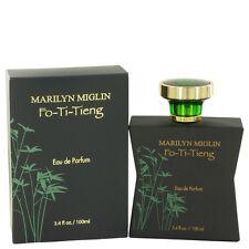 Marilyn Miglin Fo Ti Tieng Perfume Women 3.4 oz Eau De Parfum Spray New