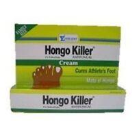 Hongo Killer Antifungal Cream 1 oz (Pack of 2)