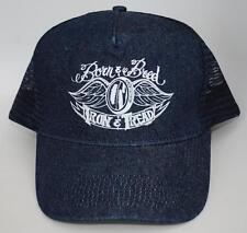 2f5e4fbb078 Born   Bred IRON   TREAD One Size Snapback Trucker Baseball Cap Hat