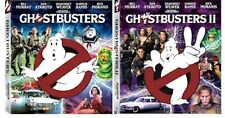 Dvd GHOSTBUSTERS - 1&2 (2 Film Dvd) (1984/1989) **Collection Edtion**...NUOVI
