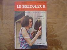 1968 LE BRICOLEUR plans conseils bricole et brocante SOMMAIRE EN PHOTO n°58