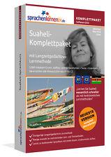 SUAHELI lernen von A bis Z - Sprachkurs-Komplett-DVD + Smartphone-Version