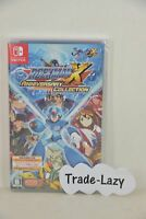 NEW NS MEGAMAN Switch Rockman X Anniversary Collection 1 (Japanese) + Table Card