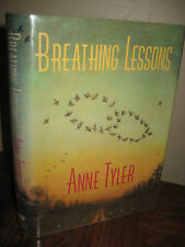 1st Edition BREATHING LESSONS Anne Tyler PULITZER PRIZE First Printing NOVEL