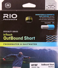 Rio InTouch Outbound Short WF8F 330 Grain Fly Line Free Fast Shipping 6-21303