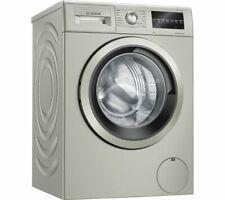BOSCH Serie 6 WAU28TS1GB 9kg 1400 Spin Washing Machine Silver Inox - Currys