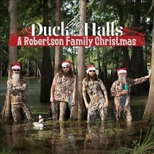 Duck the Halls: A Robertson Family Christmas by The Robertsons (Duck Dynasty...