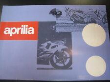 Brochure Aprilia Totaalprogramma 1993 (Nederlands)