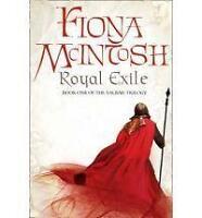 Royal Exile,McIntosh, Fiona,Excellent Book mon0000092968