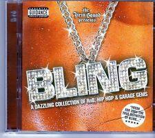 (EI633) Bling: A Dazzling Collection Of RnB, Hip Hop & Garage Gems - 2004 2 CDs
