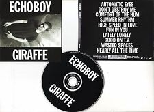"ECHOBOY ""Giraffe"" (CD) 2002"