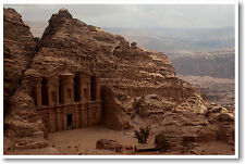 Petra - Jordan - Seven World Wonders - Social Studies Classroom - NEW POSTER
