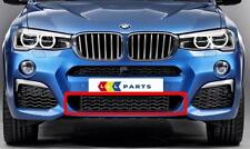 BMW X3 X4 14-16 NEW GENUINE FRONT M SPORT BUMPER LOWER CENTRE GRILL 8056939