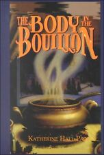 Body in the Bouillon (Beeler Large Print Mystery S