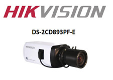CAMARA CCTV HIKVISION BULLET IP  HOUSED 4CIF Z D/N mod.: DS-2CD893PF-E