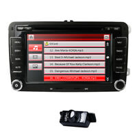 Autoradio GPS NAVI DVD USB für VW TOURAN GOLF 5 6Plus PASSAT POLO TIGUAN Skoda