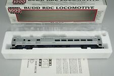 HO Scale Life-Like Proto 1000 30390 RDG Reading Budd RDC Rail Diesel Car #9168