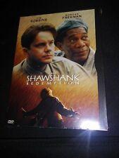 THE SHAWSHANK REDEMPTION -SEALED-DVD