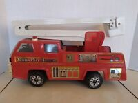 Vintage TONKA Fire Rescue Truck. Snorkel Unit 3. Pressed Steel. Very Nice!!