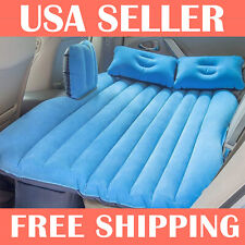 Car Inflatable Bed Back Seat Mattress Airbed for Rest Sleep Travel Camping St