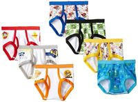 Paw Patrol Toddler Boys 7 Pack Underwear Briefs