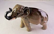 #1 Royal Doulton China Animal Figurine - Elephant - Marked JS