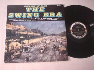 6713) LP - History Of Jazz - The Swing Era - Joker - SM 3113