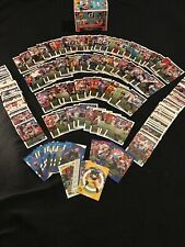 2017 Donruss Football Lot Of 128 Mixture Cards. Near Mint Condition.