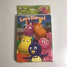 NIP 2006 The Backyardigans Party Invitations & Thank You Notes 8ct. Nickelodeon