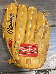 """Rawlings RBG70R 11.5"""" Derek Jeter LHT Left Hand Thrower Leather Baseball Glove"""