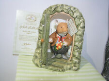 BRAMBLY HEDGE ROYAL DOULTON FIGURE HOME FOR SUPPER DBH69 BOXED & CERT
