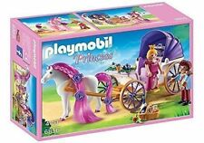 Playmobil - Royal Couple with Carriage - 6856  *  Brand New  *