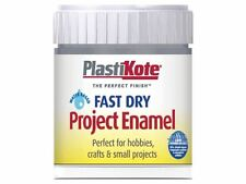 Plasti-kote - Fast Dry Enamel Paint B52 Bottle Pewter 59ml
