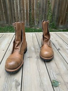 """Red Wing Iron Ranger 8"""" Steel Toe  915 Collector's Item"""