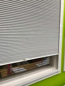 Perfect Fit Honeycomb Blackout Blinds - Energy Saving Window Blinds