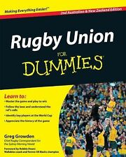 Rugby Union For Dummies by Growden, Greg