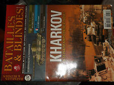 26$$ Revue Batailles & Blindés n°37 Kharkov / 21e BCC combat / Guderian Koursk