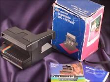 SALE! Polaroid Supercolor 600 + 30 Flash Bulb Bar, Box & Literature - 7495