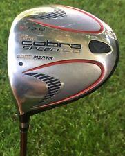 KING COBRA Speed LD F 9* Degree Driver LH Left Hand Stiff S Flex Golf Club Wood